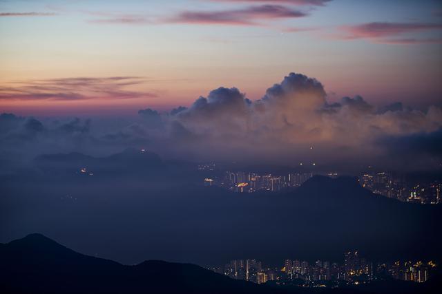 多面香港 寻觅城野间的山海之美