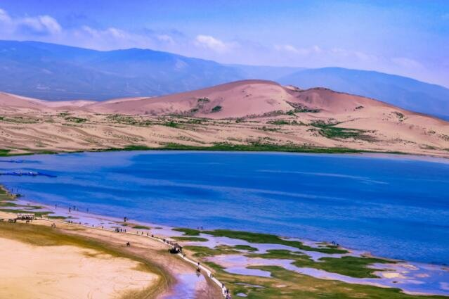 只知道青海湖和茶卡盐湖?青海比你想象的更美