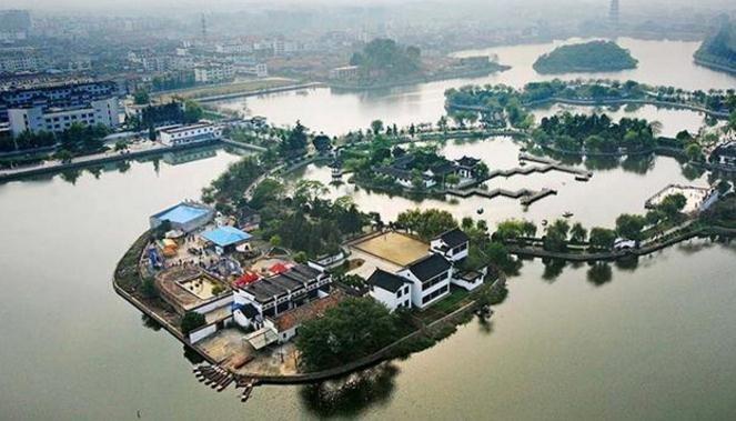 江苏这座两千年古城,经济曾不输苏杭,今却由二线城市没落为三线