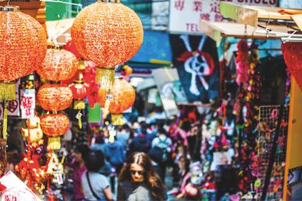 """香港旅游发展局推出""""旧城中环""""全新项目"""