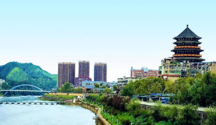 """江西名气最大城市曾是""""中国""""的代称 知名度超省会却仅为五线"""