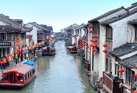中国最发达的一座地级市 是拥有20处世界遗产被誉东方威尼斯