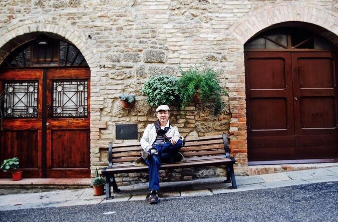 托斯卡纳情调,意大利圣吉米尼亚诺