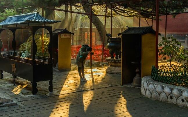 北方佛教的发祥地,慈禧太后曾来此烧香