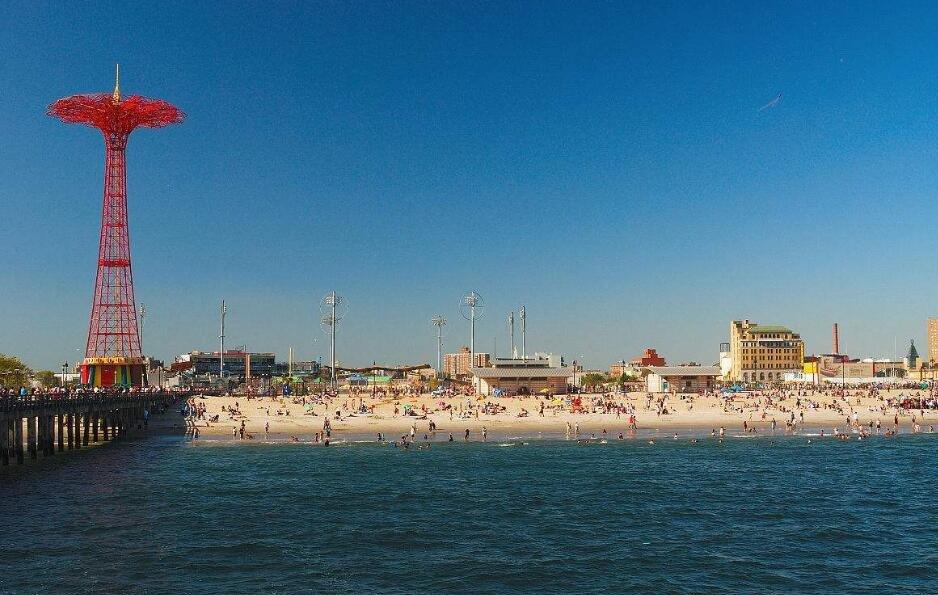 纽约布鲁克林康尼岛首推中文导游团