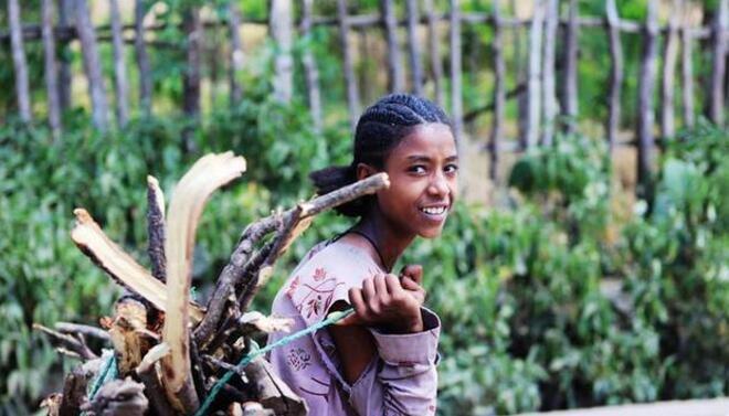 拉利贝拉:和埃塞国王同名的村子,非洲出美女最多的地方