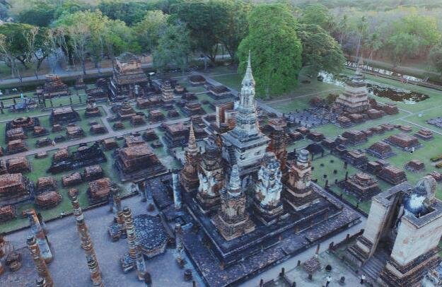 素可泰是泰国文化的摇篮,但99%的中国游客都会错过,是为何?