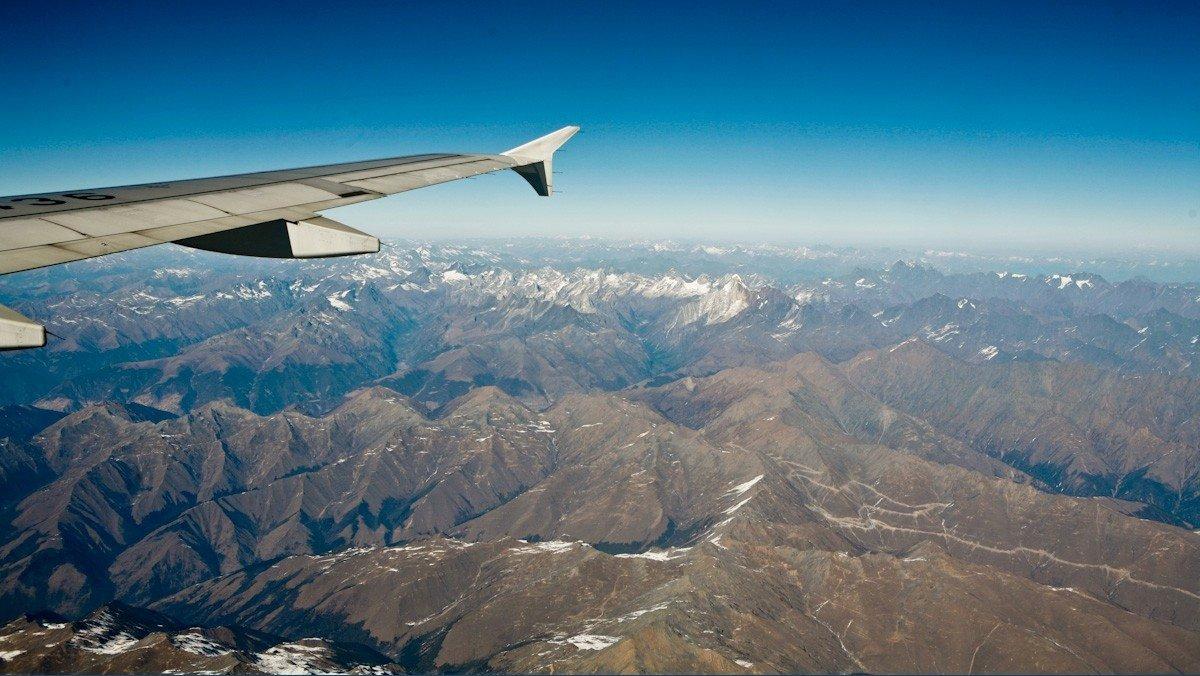 成都8月开通直飞加德满都航线 飞机上可看珠峰