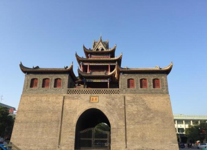 这儿曾经是西夏王朝的国都,赛江南的鱼米之乡