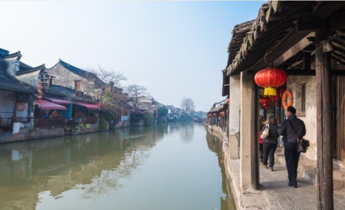 这座江南古镇,一年接待近800万人