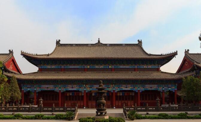 昔日北方佛教中心,曾坐拥108米最高佛塔,如今鲜为人知