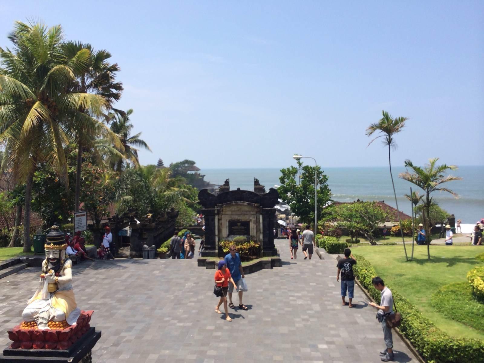 中国跃升为印尼最大旅游客源地