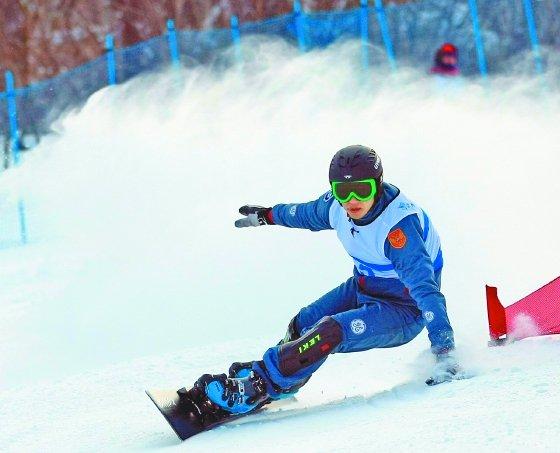 最酷炫的冰雪运动!国际单板滑雪盛筵开启,一线大咖将同场竞技
