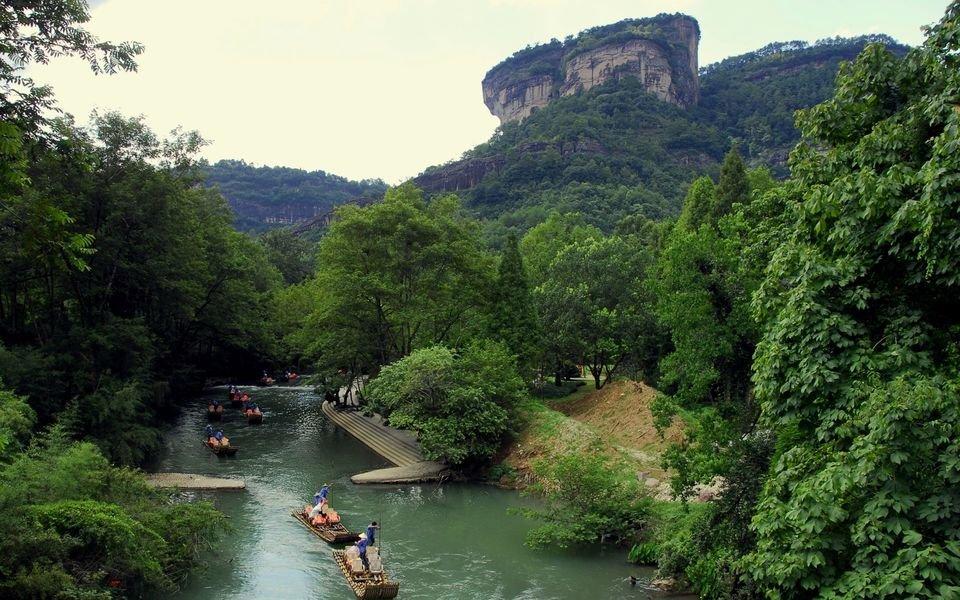 福建:自然生态是全域旅游建设发展的动力