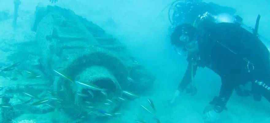 海南水下文化遗产量全国居首 今后将规划文物旅游线路