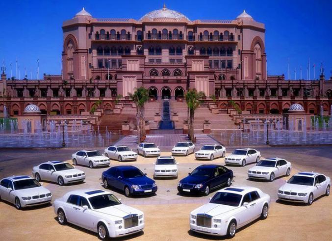 全球唯一一座八星级酒店