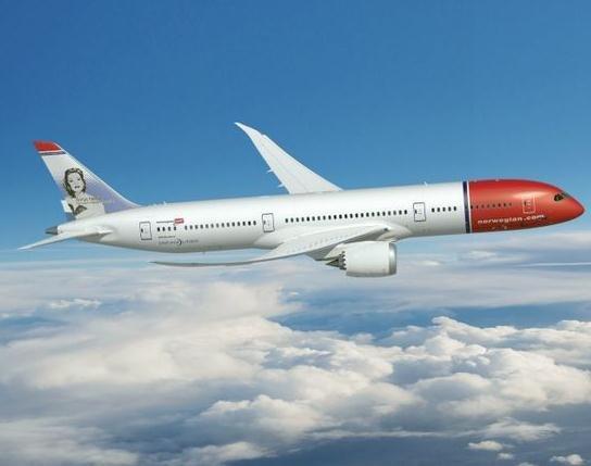 挪威航空将于2018年夏推出加拿大至欧洲航班