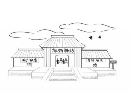 【全域旅游大词汇】旅游驿站