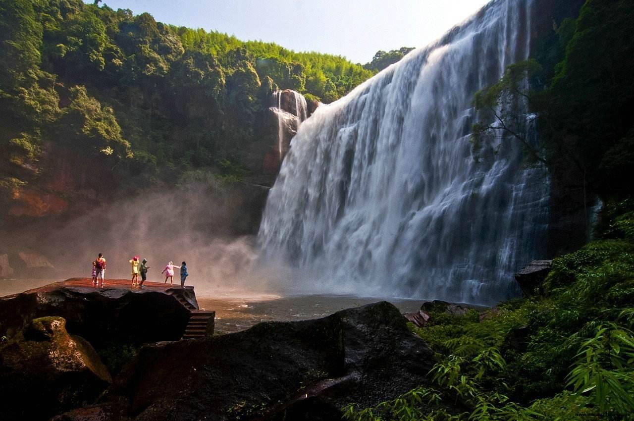 端午假期第一天贵州共接待游客达430.31万
