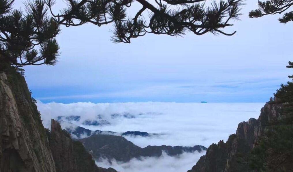 黄山风景区成为首个国家气象公园试点