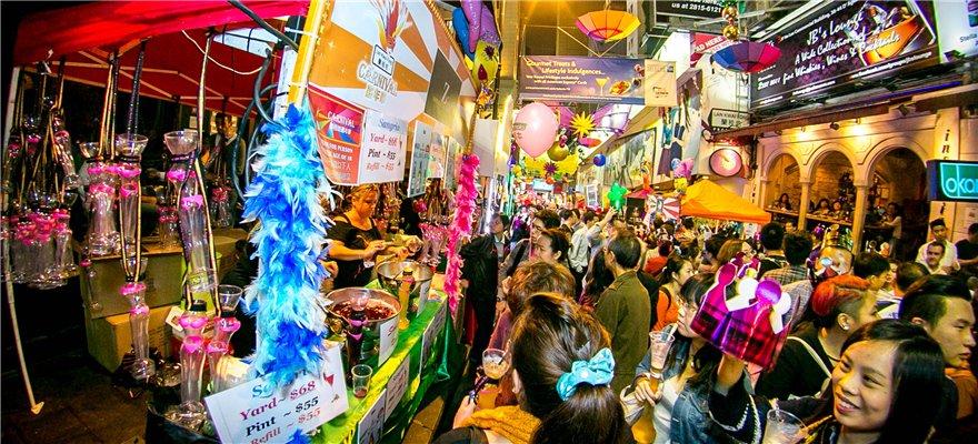 香港美酒美食盛会,高精吃货来约!