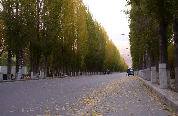 帕米尔高原秋色,任意一个地方都很美