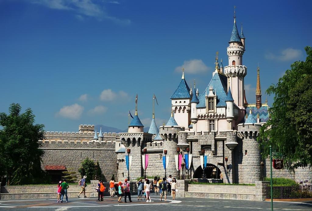 香港迪士尼启动扩建放大招 希冀新项目增添人气