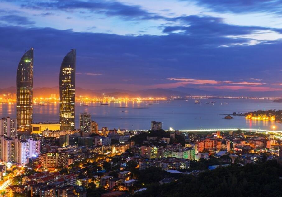 第十四届海峡旅游博览会本周五将在厦门开幕