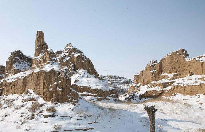 宁夏水洞沟:人类的发祥地 明代军事防御大观园