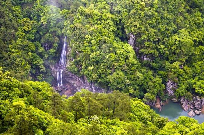 我国唯一的鸳鸯鸟保护区 鸳鸯溪