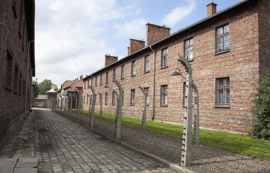"""2名匈牙利游客因在奥斯威辛集中营""""偷砖""""被罚"""