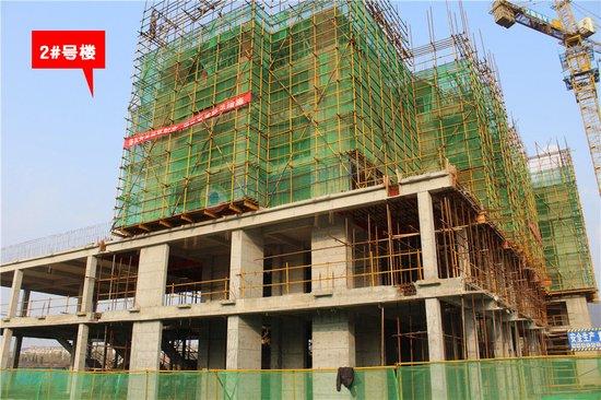 亿景海棠湾12月工程进度£º17年1月开盘 已建到六层