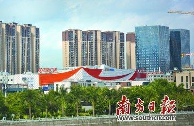 梅州楼市现状:库存新增1万多套 新品多竞争白热化