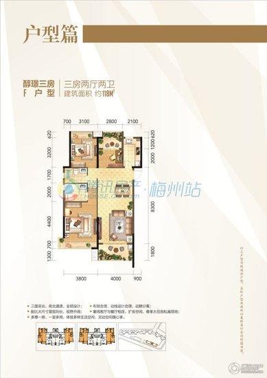 梅州楼盘全方位360°评测报告第七期:梅州万达华府