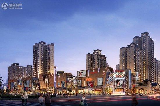 梅州楼盘全方位360°评测报告第五期:客家新世界