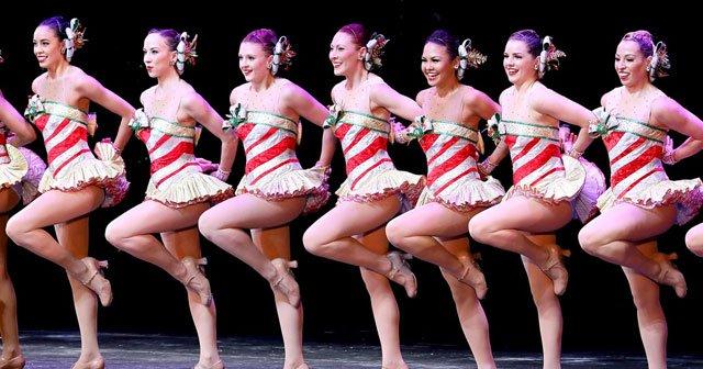 洛克兹舞蹈团的表演