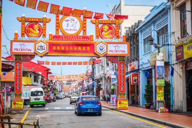 马六甲华人社区
