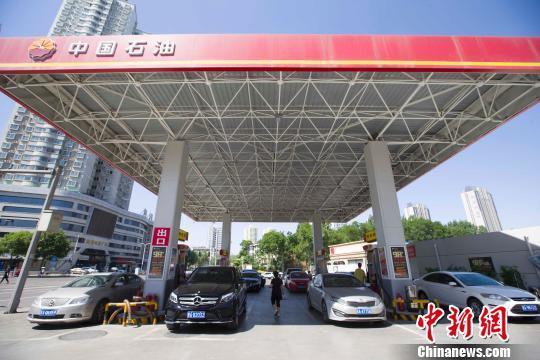 国内成品油价格战:多地加油站油价降幅远超国标