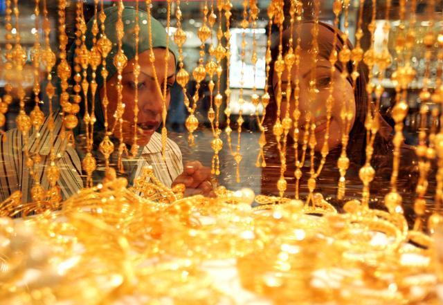 被弃选的理财品种:现货黄金