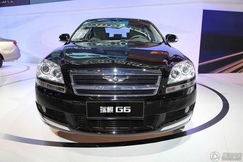 瑞麒g6 2011广州车展高清图片