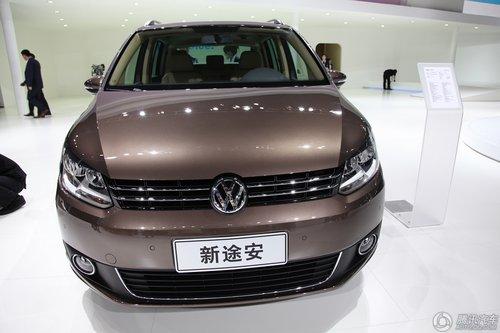 途安 2011广州车展 高清图片