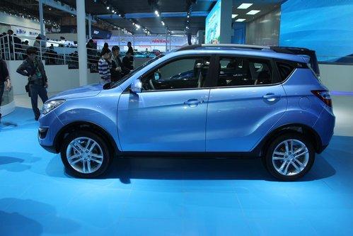 长安首款SUV车型——CS35-长安首款SUV参数曝光 或7月上市高清图片