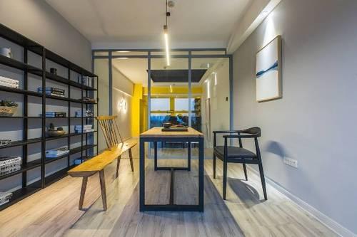 设计师以梦为马,打造36㎡专属办公空间