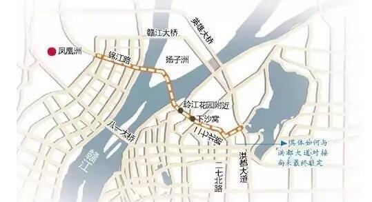 南昌二七隧道今年开建 住在附近的朋友有福了