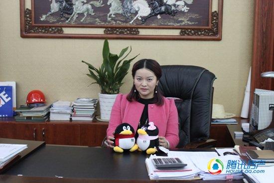 腾讯房产专访金辉御苑营销总监成辉