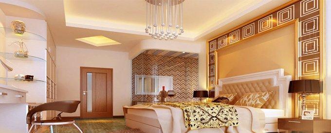 【高清实拍】这样的卧室才能配得上现在的你!