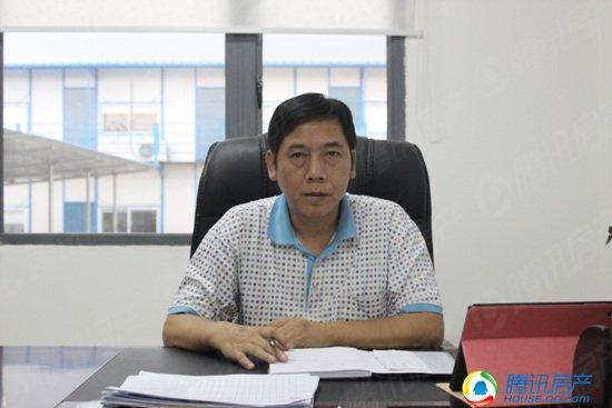 专访宜春经济技术开发区物流中心营销总监江标