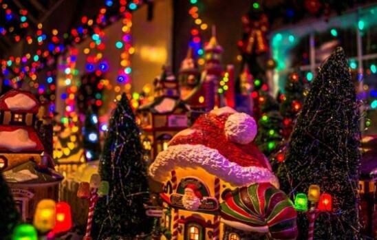 玩转各地圣诞狂欢,血拼到手软!