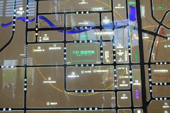 探访南昌黄金走廊新起之秀——万科金域传奇