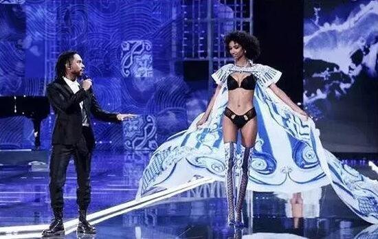 维密天使的中国风惊艳了你!而这座东方园林惊艳了整个南昌!